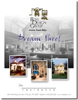 Dream Home Questionnaire